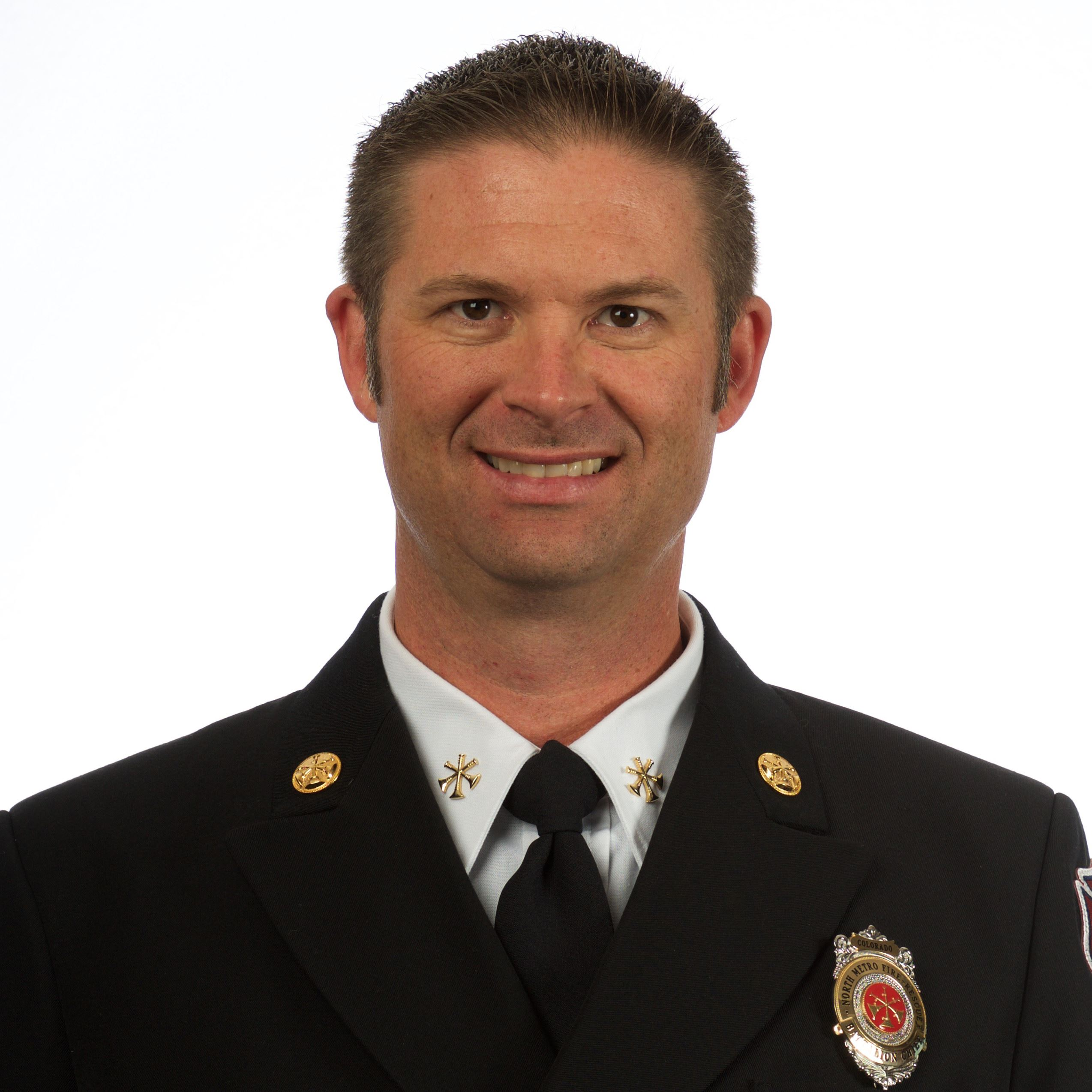 Larry Williams, Battalion Chief