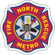 North Metro Fire Rescue Logo
