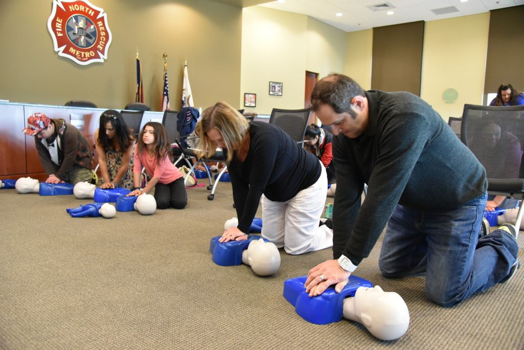 Cpr Aed Bls Certification North Metro Fire Rescue District Co
