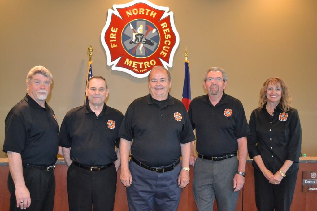 North Metro Fire Rescue District Board of Directors