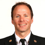Steve Gosselin, Division Chief of Fire Prevention
